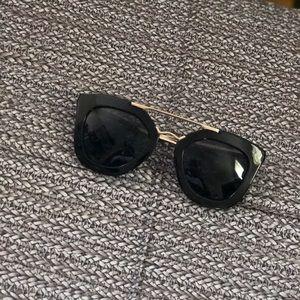 Nasty Gal Oversized Sunglasses